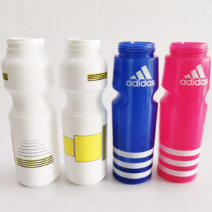Sport bottle silk screen printing